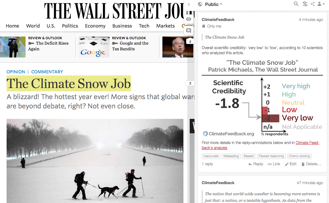 Patrick-Michaels_Wall-Street-Journal_climate-snow-job_screen