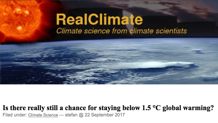 Real Climate